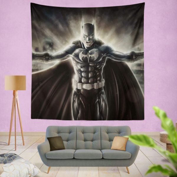 Batman Comics DC Wall Hanging Tapestry
