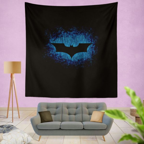 Batman Symbol Wall Hanging Tapestry