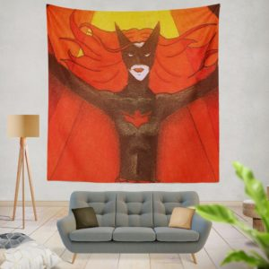 Batwoman Kate Kane DC Comics Wall Hanging Tapestry