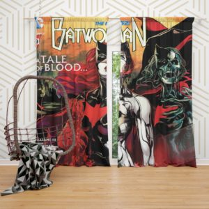Batwoman TV series This Blood is Thick Curtain