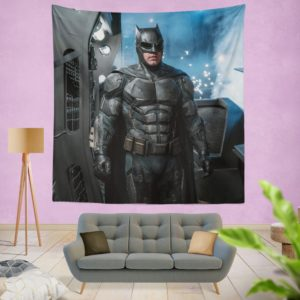 Ben Affleck Batman Bruce Wayne Justice League Wall Hanging Tapestry