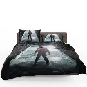 Captain America Avengers Infinity War Movie Bedding Set 1