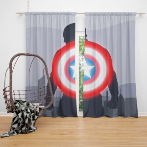 Captain America II Death Too Soon Curtain