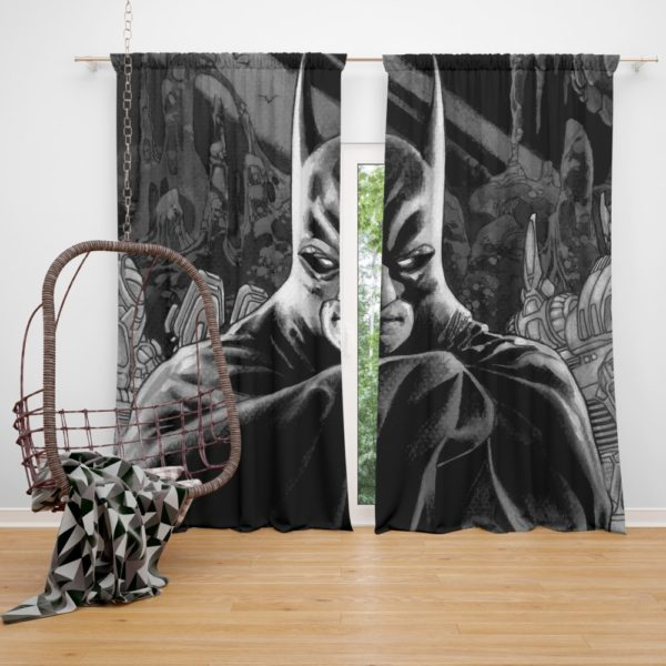 DC Batman Detective Comics Curtain