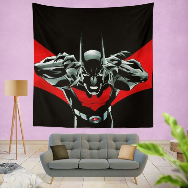 DC Comics Batman Dark Wall Hanging Tapestry