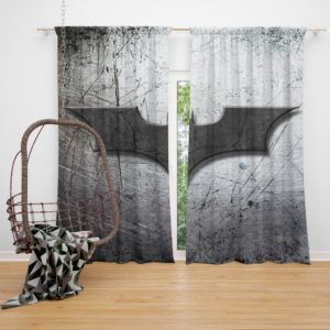 DC Comics Batman Logo  Curtain