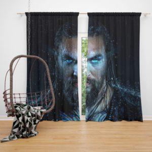 DC Comics Superhero Aquaman Curtain