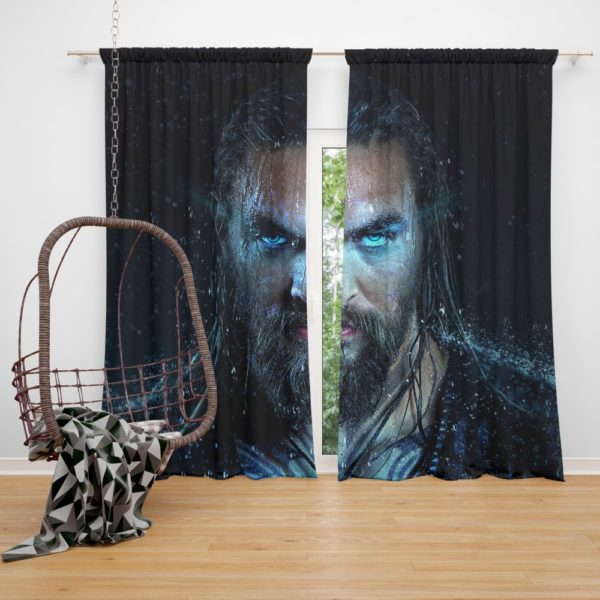 DC Comics Superhero Aquaman Curtain