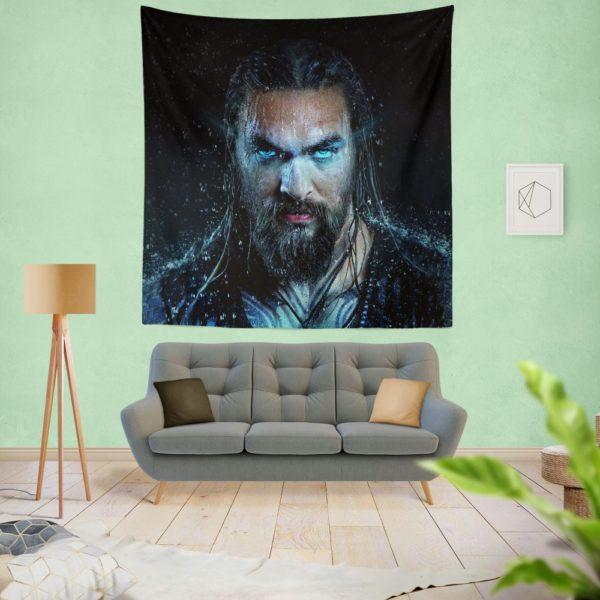 DC Comics Superhero Aquaman Wall Hanging Tapestry