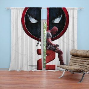 Deadpool 2 Movie Deadpool Ryan Reynolds Curtain