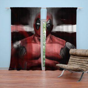 Deadpool The Circle Chase Comics Curtain