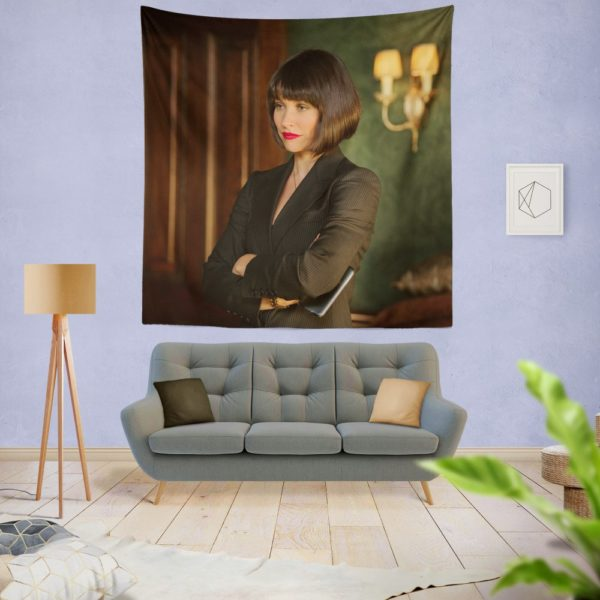 Hope Pym Ant-Man Movie Evangeline Lilly Wall Hanging Tapestry