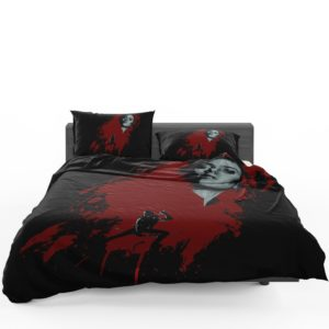 Marvel Black Widow and Hawkeye Clint Barton Bedding Set 1