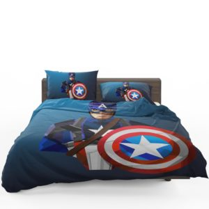Marvel Captain America Captain America The Winter Soldier Bedding Set 1