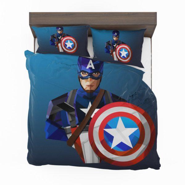 Marvel Captain America Captain America The Winter Soldier Bedding Set 2