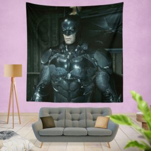 PC Video Game  Batman Arkham Knight Wall Hanging Tapestry