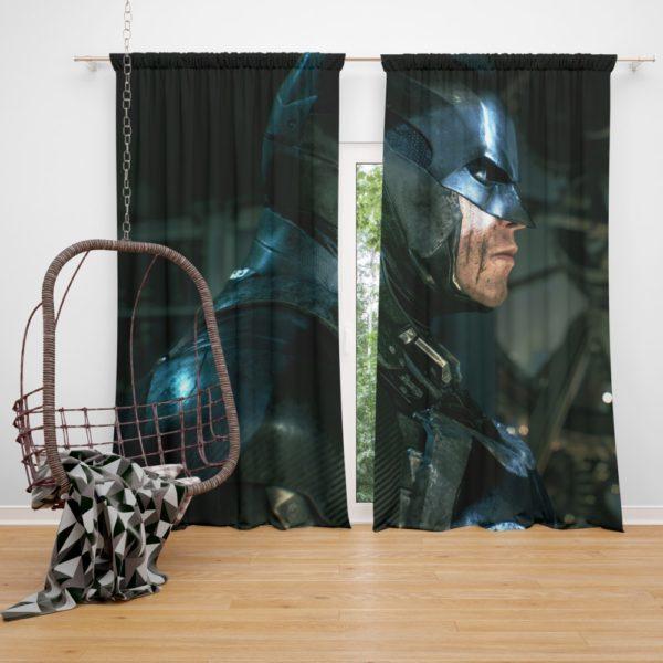 The Joker Arkham Origins Batman Curtain
