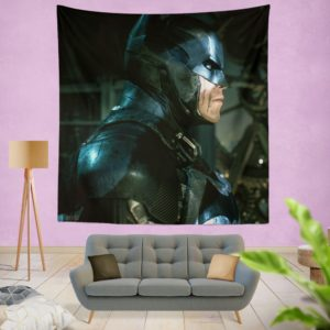 The Joker Arkham Origins Batman Wall Hanging Tapestry