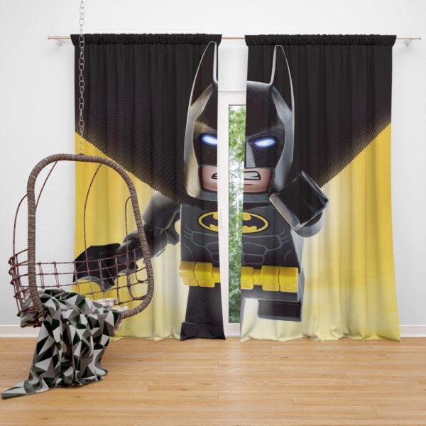 The Lego Batman DC Universe Movie Curtain