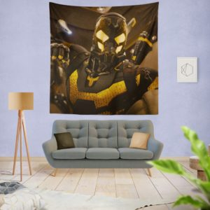 Yellowjacket Darren Cross Ant-Man Movie Wall Hanging Tapestry