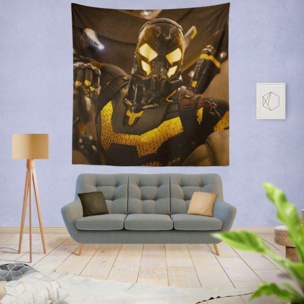 Yellowjacket Darren Cross Ant-Man Movie Wall Hanging Tapestry