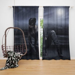 Catwoman DC Super Heroine Curtain