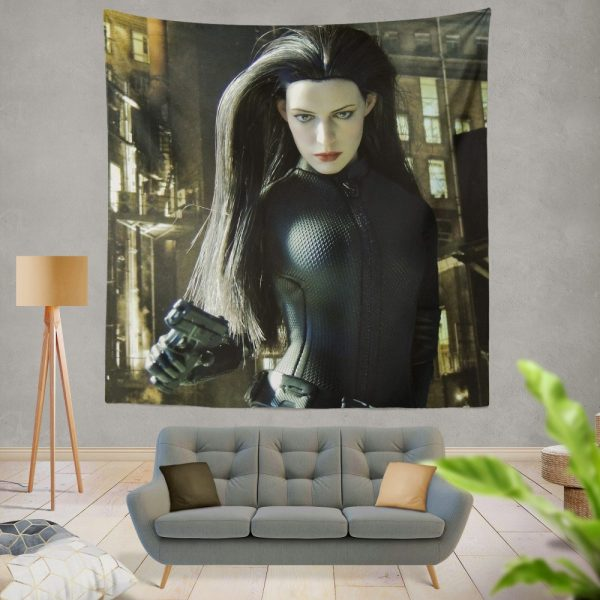 Catwoman Halle Berry 2004 Wall Hanging Tapestry