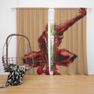 Comics Daredevil Matt Murdock Curtain