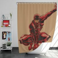 Comics Daredevil Matt Murdock Shower Curtain