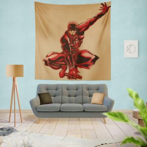 Comics Daredevil Matt Murdock Wall Hanging Tapestry
