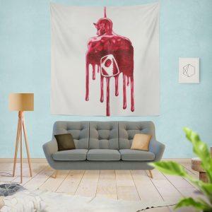 Daredevil Nalgene Tritan Marvel Wall Hanging Tapestry