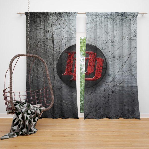 Daredevil TV series Logo Curtain