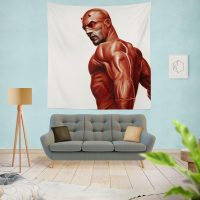 Matt Murdock Marvel Comics Daredevil Wall Hanging Tapestry