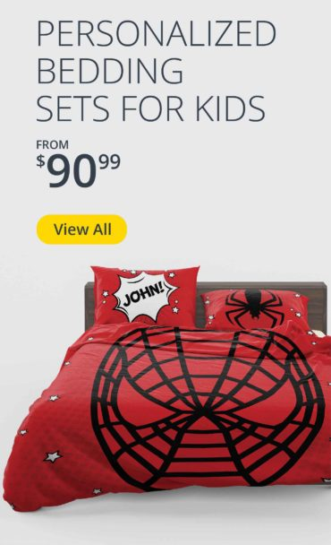 Super Heroes Bedding Sets Comforters Rug Mats & Curtains Collection