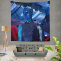Captain Nebula Marvel Comics Wall Hanging Tapestry