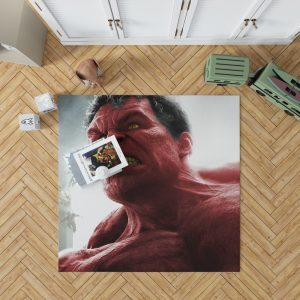 Comics Red Hulk Fall of the Hulks Prelude Marvel Bedroom Living Room Floor Carpet Rug