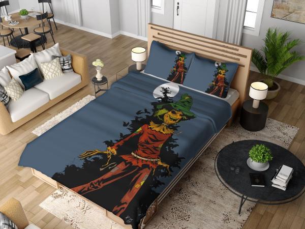DC Comics Scarecrow Batman Injustice League Bedding Set