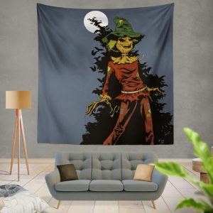 DC Comics Scarecrow Batman Injustice League Wall Hanging Tapestry