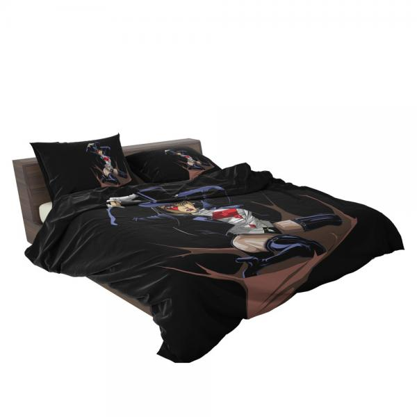 DC Comics Zatanna Justice League Dark Bedding Set