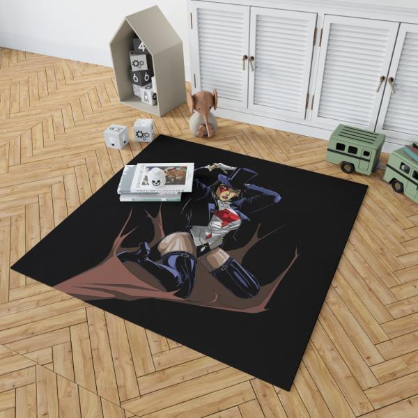 DC Comics Zatanna Justice League Dark Bedroom Living Room Floor Carpet Rug