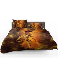 Fenix Renasce Jean Gray Phoenix Marvel Bedding Set