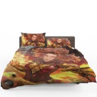 Jean Grey Comics X-Men Phoenix Marvel Comics Dark Phoenix Mutant Bedding Set