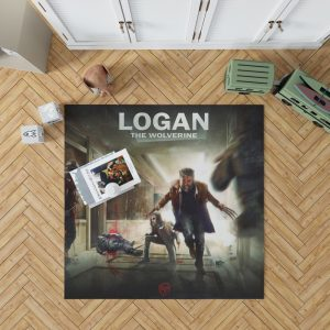 Logan The Wolverine Movie Laura Kinney X-23 Bedroom Living Room Floor Carpet Rug
