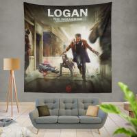 Logan The Wolverine Movie Laura Kinney X-23 Wall Hanging Tapestry