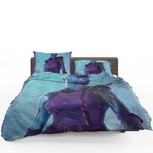 Marvel Comics Nebula Guardians of the Galaxy Bedding Set