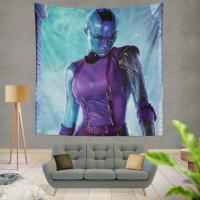 Marvel Comics Nebula Guardians of the Galaxy Wall Hanging Tapestry