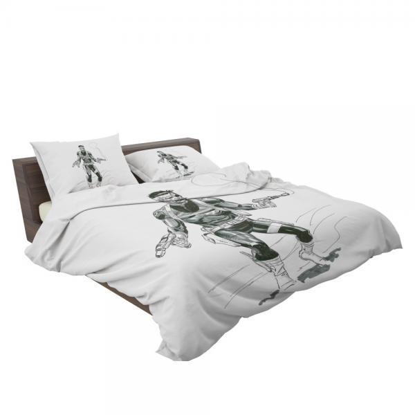 Marvel Comics Nick Fury Secret Warriors Bedding Set
