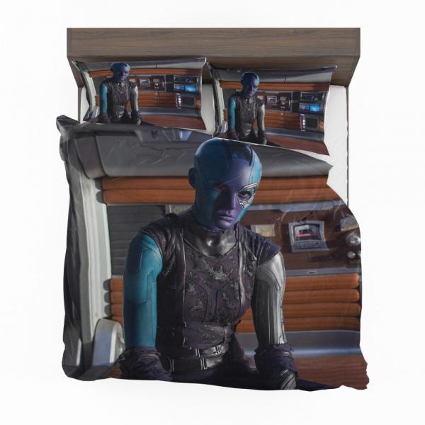 Ms Peale Nebula Marvel Cinematic Universe Bedding Set