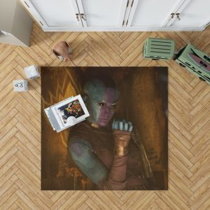 Nebula Comics Karen Gillan Super Heroein Bedroom Living Room Floor Carpet Rug