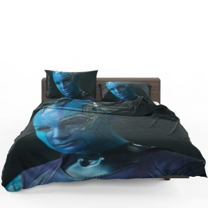 Nebula Marvel Comics Karen Gillan in Guardians of the Galaxy Movie Bedding Set